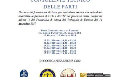 IL CONSULENTE TECNICO AUSILIARIO DEL GIUDICE E IL CONSULENTE TECNICO DELLE PARTI